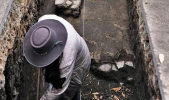 Dedican coloquio a la arqueología y la historia de Azcapotzalco