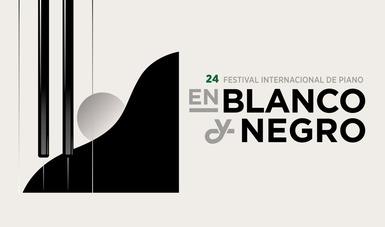El Centro Nacional de las Artes presenta la edición 24 del Festival Internacional de Piano En Blanco y Negro