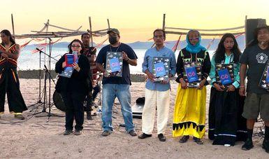 En Punta Chueca, Sonora, el INALI entregó la norma de escritura del pueblo comcaac