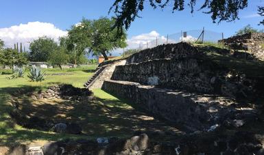 Mañana reabre al público la Zona Arqueológica de Yautepec, en Morelos
