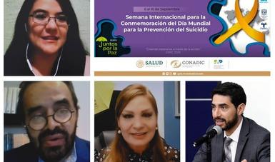 Prevención del suicidio debe considerar factores de riesgo y de protección