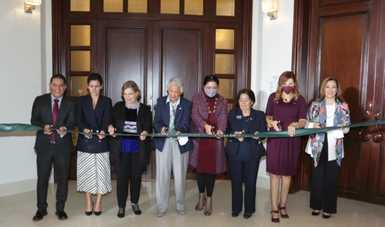 Impulsa Secretaría de Gobernación reforma de ley para el reconocimiento del papel de las mujeres en la historia nacional