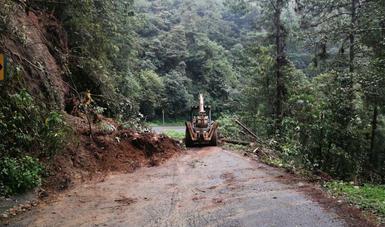 SCT se mantiene alerta ante afectaciones por las intensas lluvias en todo el país