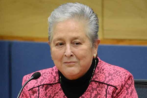 Patricia Dolores Dávila Aranda, nueva secretaria de Desarrollo Institucional