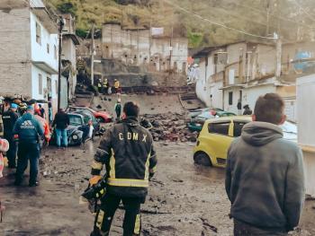 Gustavo A. Madero habilita refugio en la zona de Cuautepec