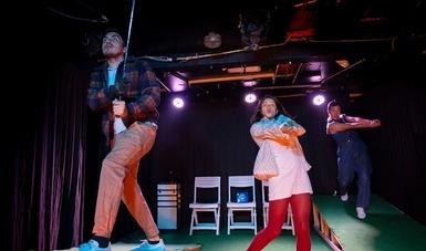 Los Operantes y Caracoles Teatro presentan: Alaska de Gibrán Portela