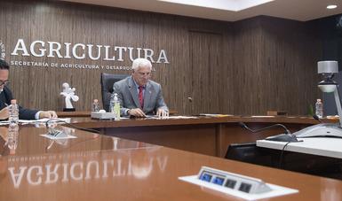 Busca Agricultura potenciar inversiones en el sur sureste de la República Mexicana
