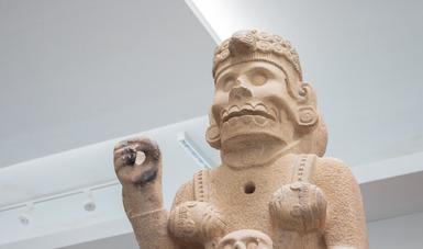 Acuerdan INAH y gobiernos de Tehuacán, participación de colecciones de Puebla para enriquecer la exposición La Grandeza de México