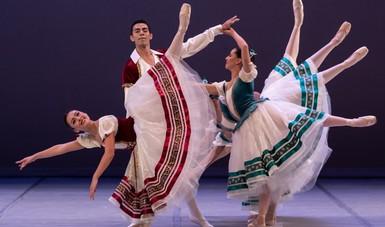 La Escuela Nacional de Danza Clásica y Contemporánea celebra 44 años de experiencia, tradición e innovación
