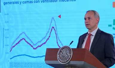 Sector Salud recibe en una semana 9.4 millones de piezas de medicamentos e insumos
