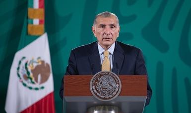Labor coordinada en el Gobierno de México en favor de población privada de su libertad