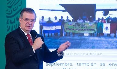 México presentará resultados de la presidencia pro tempore en la VI Cumbre de Celac