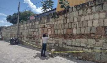 INAH y ayuntamiento valoran grado de riesgo de inmuebles de la Zona de Monumentos Históricos de la ciudad de Oaxaca