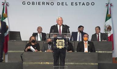 Inicia Nayarit renovación del pacto federal, con visión transformadora y de trabajo coordinado: Villalobos Arámbula