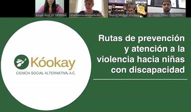 Comparten autoridades y sociedad civil rutas de prevención y atención a violencia contra niñas con discapacidad