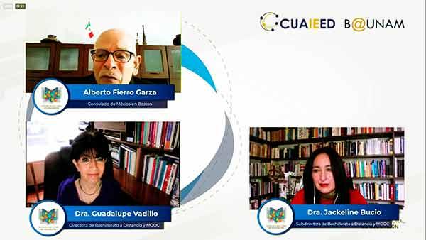 Imparte la UNAM educación media superior a distancia a ocho mil 400 hispanoparlantes