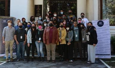 """La convocatoria """"Huellas verdes"""" recibe a participantes de la segunda etapa en el Complejo Cultural Los Pinos"""
