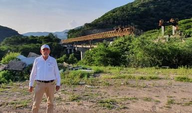 Carretera Mitla-Tehuantepec mejorará comunicación con Chiapas, Veracruz y zona Mixe