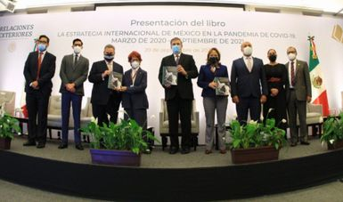 México ha aprendido de las lecciones adquiridas frente a la pandemia: Ebrard