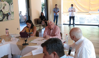 Establecen Agricultura y gobierno electo de Colima acciones coordinadas para potenciar al sector agroalimentario de la entidad