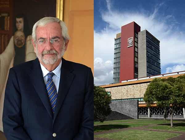 Recibirá Enrique Graue Wiechers el doctorado honoris causa por la Universidad Autónoma de Campeche