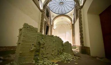 Fonotopías, exposición multidisciplinaria de Yann Leguay, llega al Ex Teresa Arte Actual