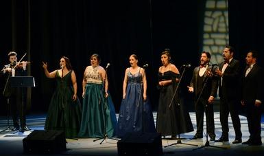 """Con un concierto de valses mexicanos concluyó en Cecut el """"Festival de la mexicanidad"""""""