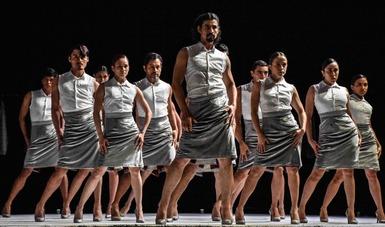 Antares presenta en el Cenart una coreografía monumental sobre la revaloración del cuerpo en tiempos de crisis