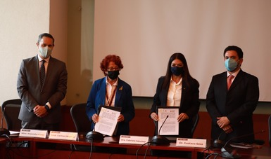 Institutos Mora y Matías Romero fortalecen sus vínculos académicos en materia de política exterior de México