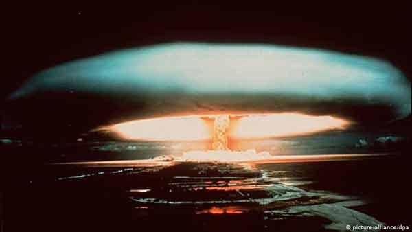 Prefieren naciones invertir en armas nucleares, que en salud y vacunas contra la COVID-19