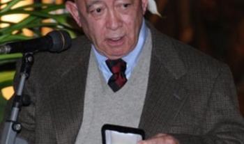 Gilberto Aceves Navarro, exponente del expresionismo abstracto y del muralismo