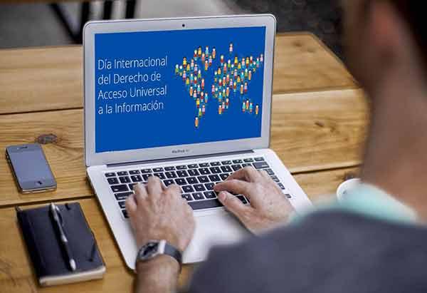 Sin acceso a la información, no hay democracia