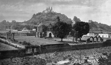 Celebrarán en Puebla 90 años del inicio de las exploraciones arqueológicas en el Gran Basamento de Cholula