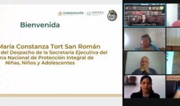 Busca Sipinna garantizar derechos de niñez y adolescencia migrante durante su estancia y tránsito en México