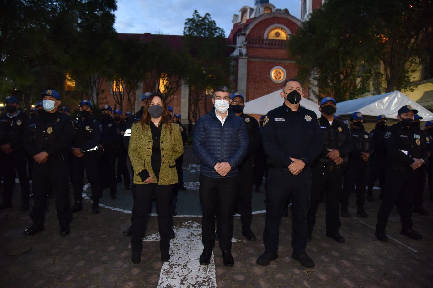 Inicia Tabe labores como alcalde de Miguel Hidalgo