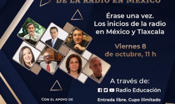 """Radio Educación organiza el Foro """"Centenario de la Radio en México"""""""