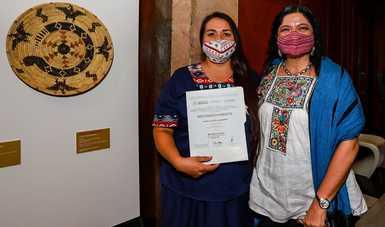 El arte kumiai será exhibido en el Palacio de Bellas Artes de la Ciudad de México