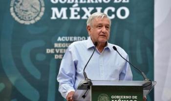 Revocación de mandato es un acto de entera democracia, afirma presidente en Ensenada
