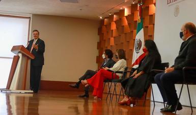 Se presenta la agenda cultural del Pabellón de México en Expo 2020 Dubái
