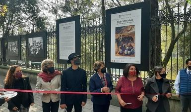 Fotografías del acervo del Centro de la Imagen se exhiben en la muestra SEP: 100 Años de Educación en México