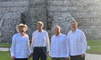Presentación del programa Sembrando Vida amplía oportunidades de colaboración entre México y Estados Unidos