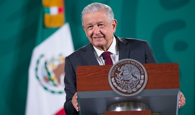 México rebasa nivel de empleo previo a la pandemia, informa presidente