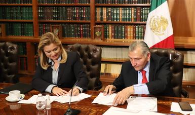 Palabras secretario de Gobernación en firma del acuerdo entre Gobernación y productores de presa La Boquilla