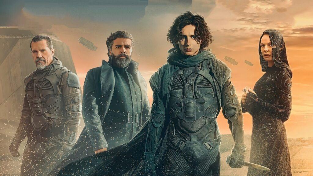 """El Film de la Semana """"Dune"""", espectacularidad visual"""