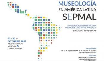 Inicia el XI Seminario Permanente de Museología en América Latina
