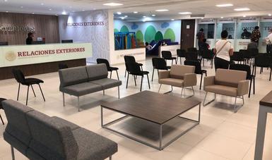 SRE presenta proyecto de nueva Oficina de Pasaportes en Pachuca, Hidalgo