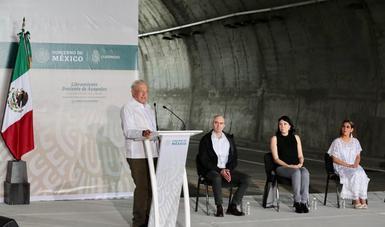 En diciembre, apertura de primera etapa del Libramiento de Acapulco, informa presidente