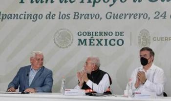 Diálogo con Estados Unidos incluirá al estado de Guerrero: Ebrard