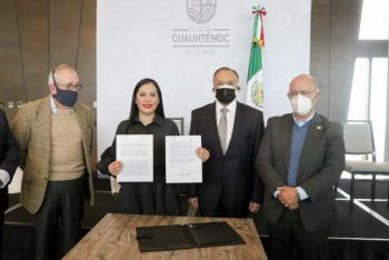 Alcaldía Cuauhtémoc otorga 60 días de gracia a 150 mil giros mercantiles con el fin de reactivar la economía: Sandra Cuevas