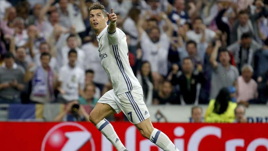RONALDO METE AL REAL MADRID A LA FINAL DE LA CHAMPIONS